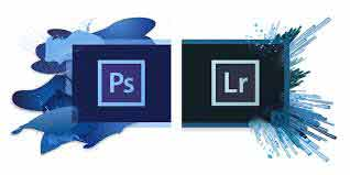adobe lightroom et photoshop
